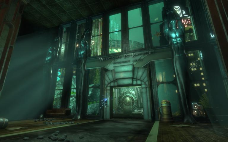 Bioshock 1 et 2 Remastered gratuits sur Steam si vous avez les jeux de base