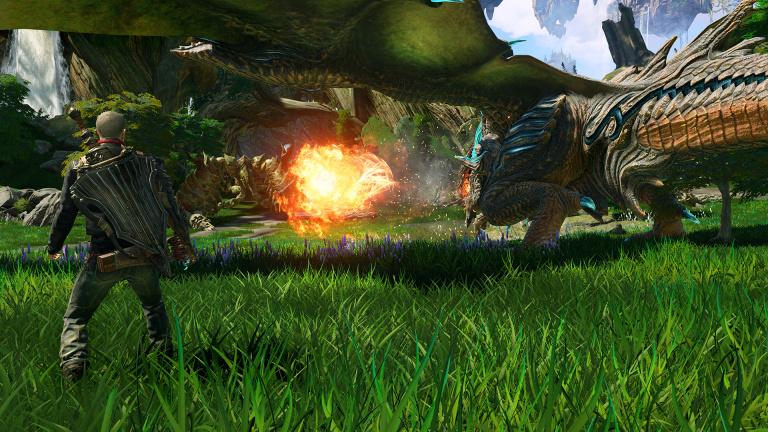 E3 2016 : Microsoft investit gros dans Scalebound