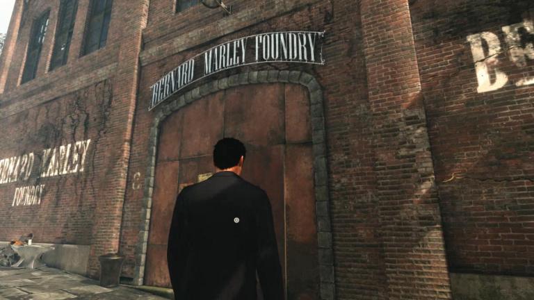 Chapitre 5 : La fonderie Marley