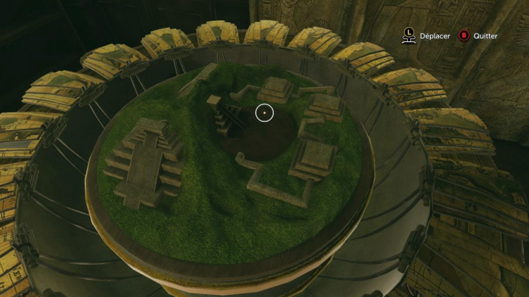 Chapitre 9 : Les 7 énigmes du temple