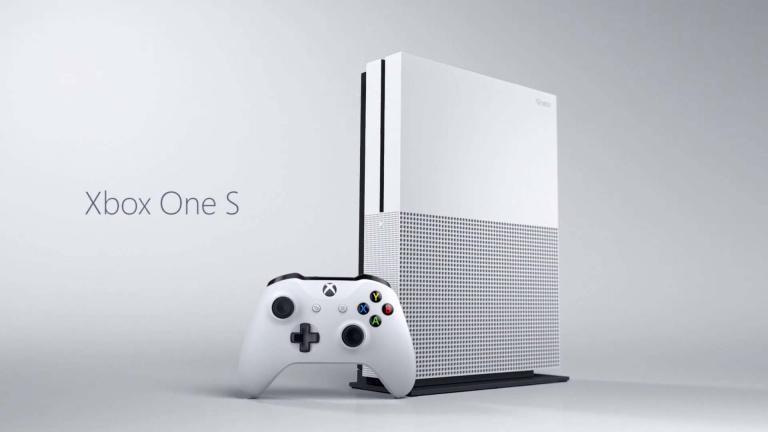 La Xbox One S upscalera tous les jeux en 4K