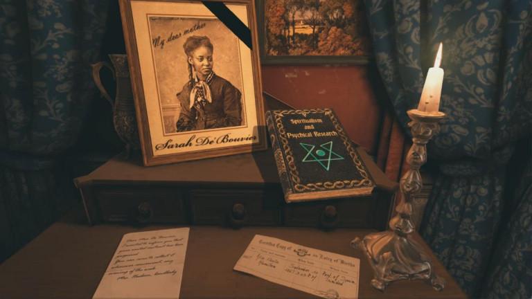 Chapitre 3 : Le secret de Miss Alice
