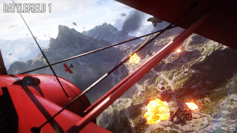 Battlefield 1 : Les maps, modes de jeux, armes, tout a leaké !