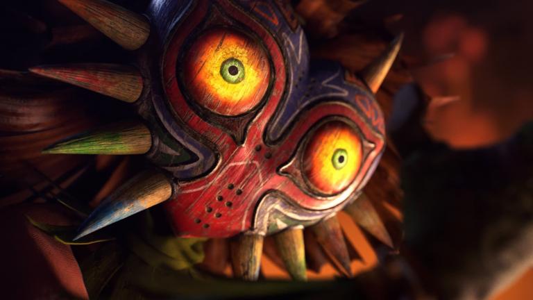 Un court métrage The Legend of Zelda : Majora's Mask en préparation