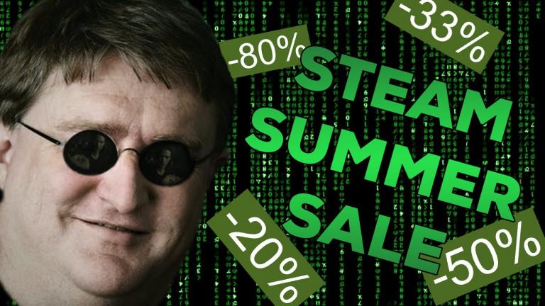 Soldes Steam d'été, un cru 2016 plus rentable que 2015