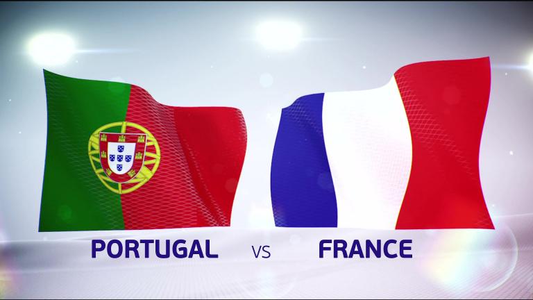 Portugal - France : On a simulé la Finale de L'EURO 2016 sur PES 2016 et FIFA 16
