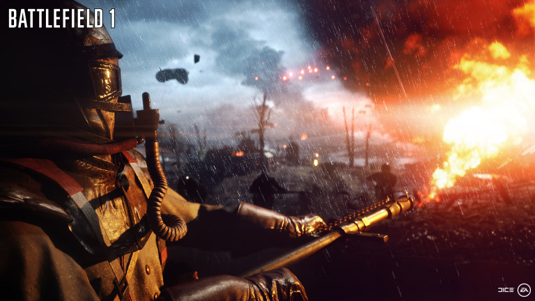 Battlefield : Vers la série TV