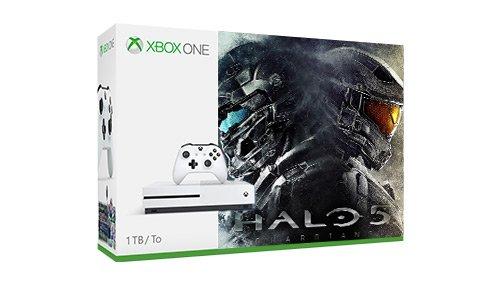 Xbox One S : Des bundles avec Gears of War 4 et Halo 5