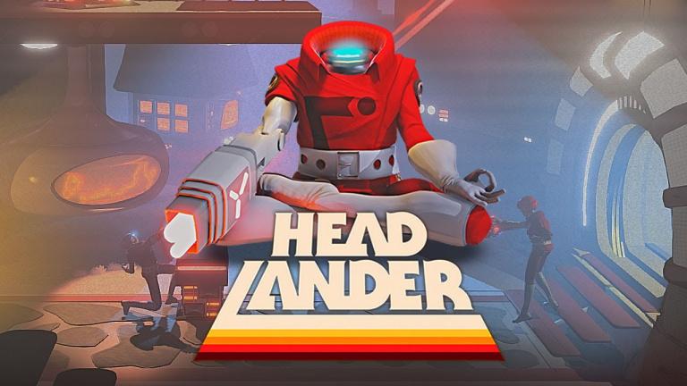 Headlander débarque à la fin du mois sur PS4 et PC