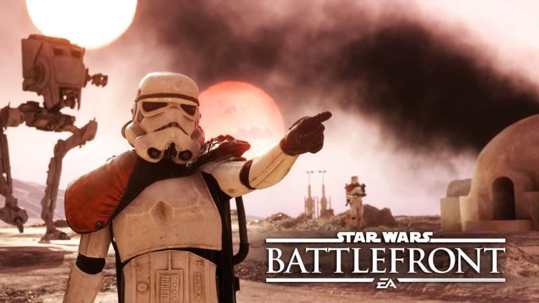 Star Wars : Battlefront - Le mode hors-ligne pour le 20 juillet