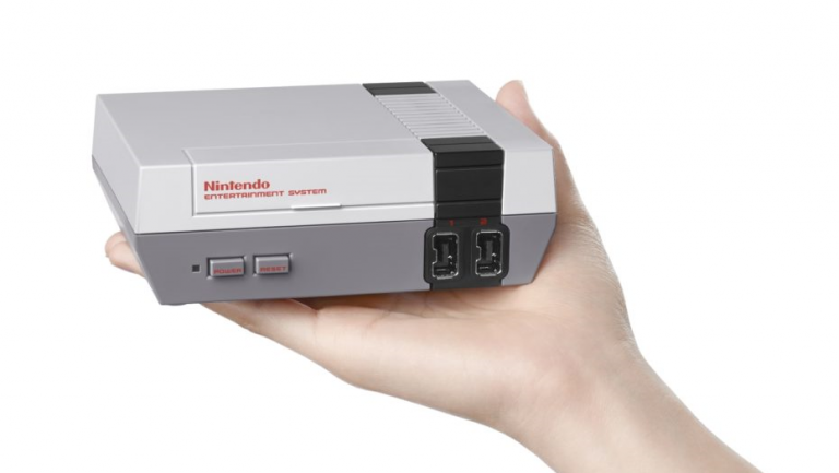 Nintendo : La Mini NES ne permettra pas d'installer d'autres jeux