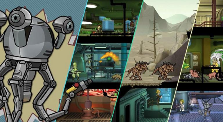 Fallout Shelter est disponible sur PC