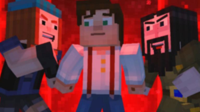 Minecraft Story Mode : L'épisode 7 est pour la semaine prochaine