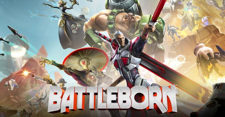 Battleborn et NBA 2K16 dans l'Humble Bundle 2K