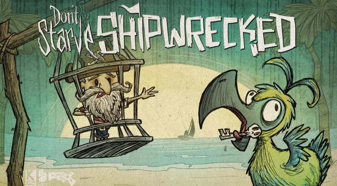 Don't Starve : Shipwrecked le 2 août sur PlayStation 4