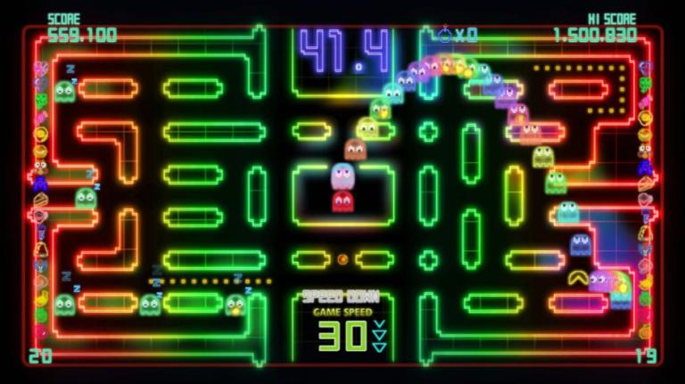 Pac-Man Championship Edition 2 annoncé en septembre sur PS4, Xbox One et PC