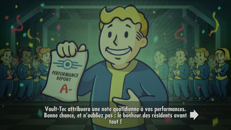 Fallout Shelter vient d'atteindre les 100 millions de dollars de revenus