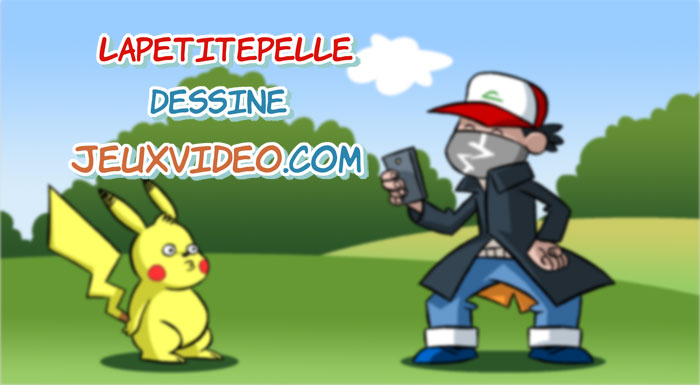 LaPetitePelle dessine Jeuxvideo.com - N°146