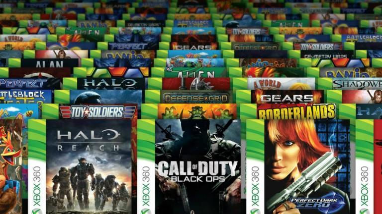 Xbox One : Sept autres jeux rétrocompatibles pour la semaine