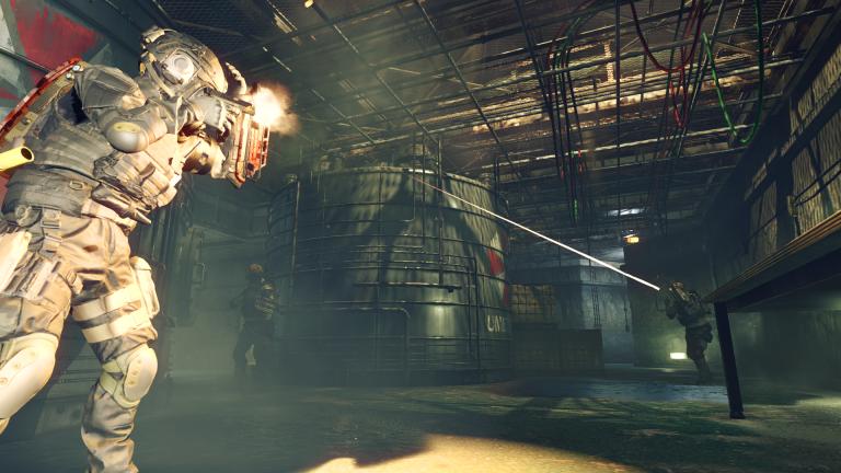 Umbrella Corps : Une démo sur Playstation 4 ce week-end