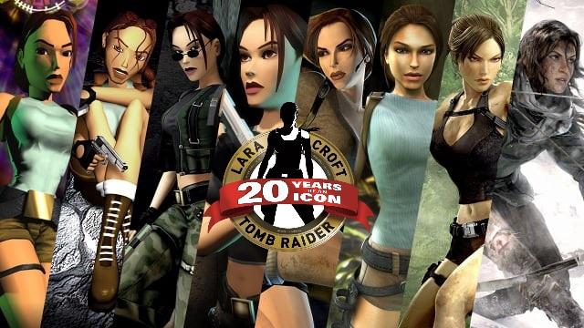 Tomb Raider : Deux livres sur la saga