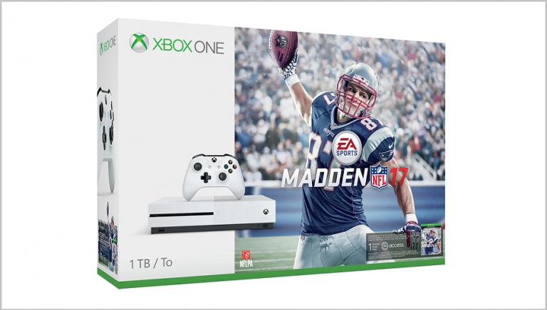 La Xbox One S présente ses premiers bundle US