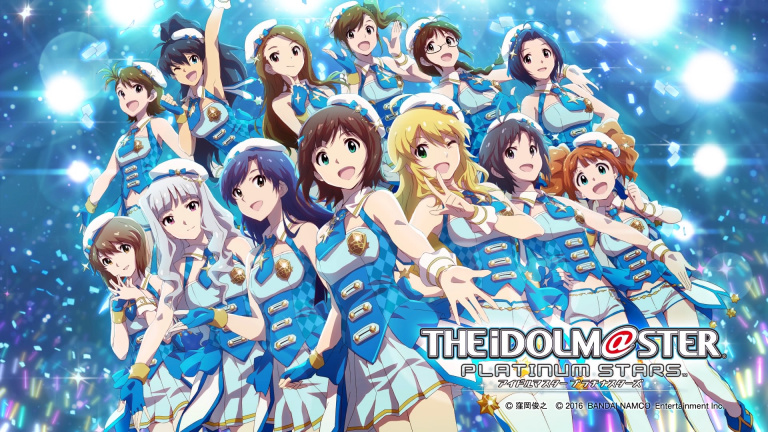 The Idolmaster Platinum Stars - Une transition extrêmement osée