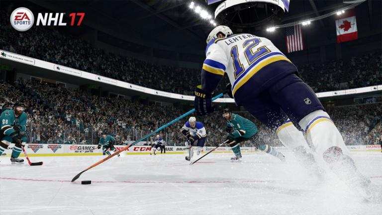 NHL 17 : 1000 clés PS4/One pour la beta à gagner ce lundi