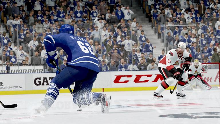 NHL 17 : 1 000 clés bêta PS4 et Xbox One à gagner !