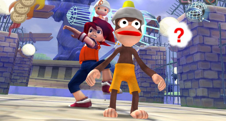 Ape Escape 2 disponible sur PS4