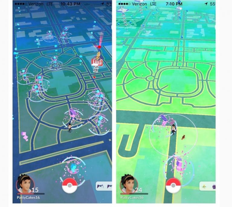Suppression d'Arènes et de PokéStops problématiques