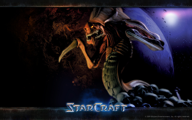 Rumeur : Une version HD de Starcraft en préparation