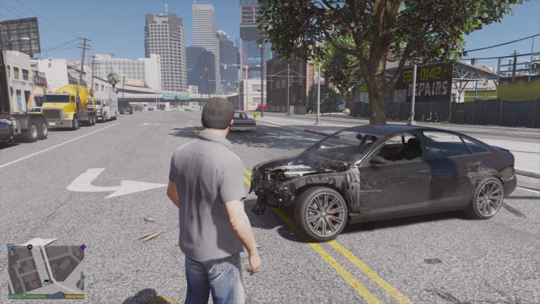 Mods pour améliorer GTA V