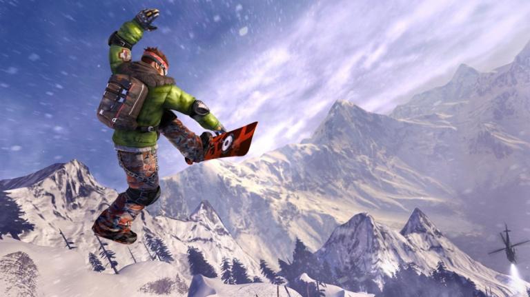 SSX s'ajoute aux jeux gratuits d'EA Access sur Xbox One