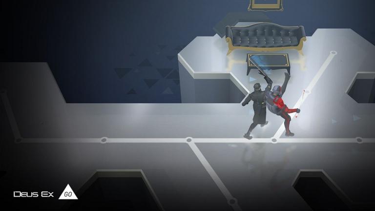 Deus Ex GO disponible la semaine prochaine