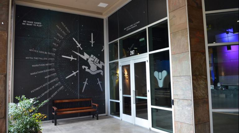 Une journée chez Bungie, les créateurs de Halo et Destiny