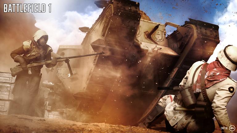 [MAJ] Battlefield 1 : La bêta publique lancée le 31 août