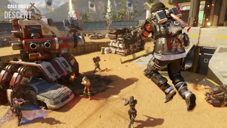 Black Ops 3 : La mise à jour 1.15 détaillée