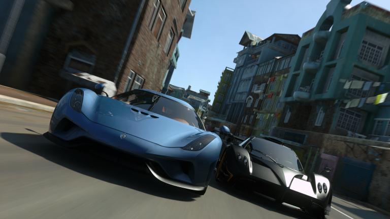 gamescom 2016 : Driveclub - La version VR sortira en 2016