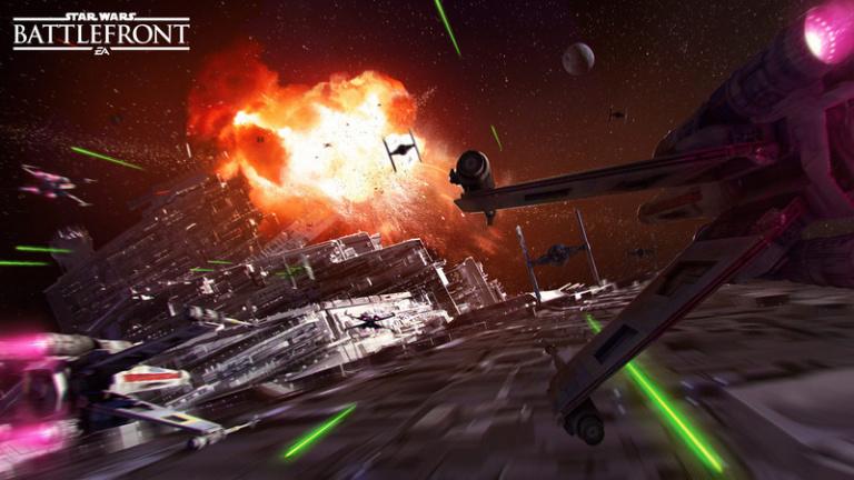 Star Wars Battlefront : Un nouveau mode dans le DLC L'Etoile de la Mort