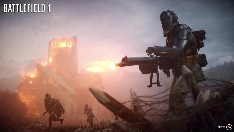 Battlefield 1, guide de la campagne, emplacements des manuels de terrains... Notre soluce du solo