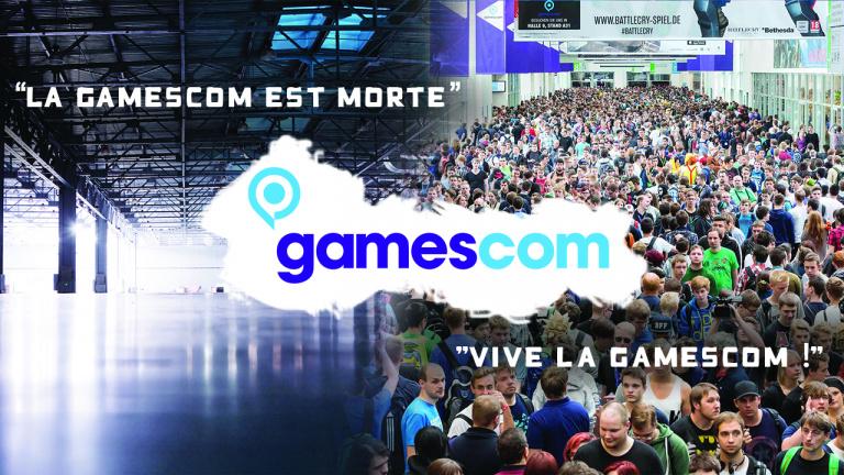 Edito : La gamescom est morte, vive la gamescom !