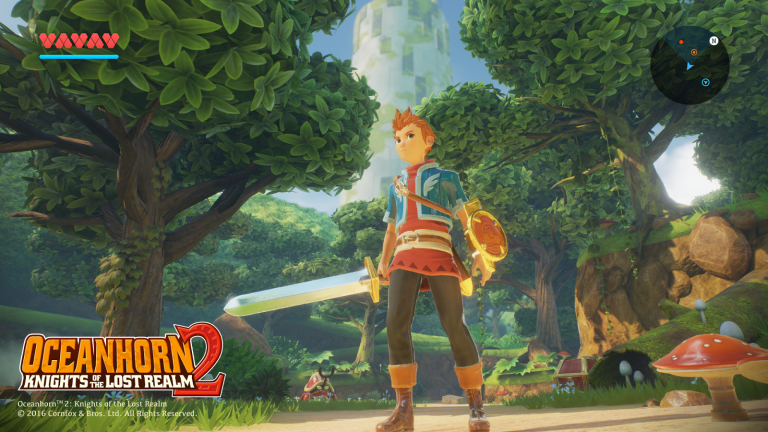 Oceanhorn 2 : Knights of the Lost Realm annoncé