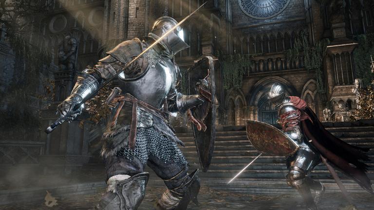 Dark Souls III : Un premier DLC en fuite ?