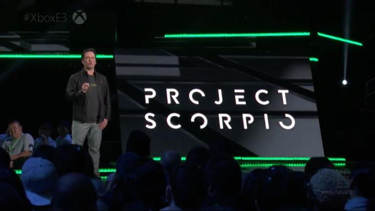 Xbox Scorpio : Une expérience comparable à celle des PC gaming