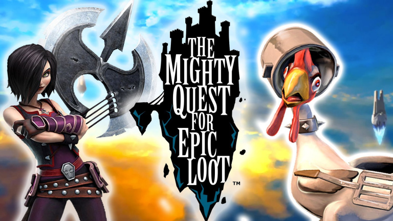 The Mighty Quest for Epic Loot fermera bientôt ses portes