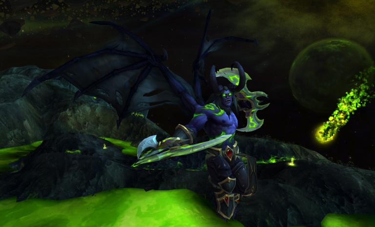 WoW Legion : spécialisations, capacités... Tous les secrets du Chasseur de Démons dans notre guide
