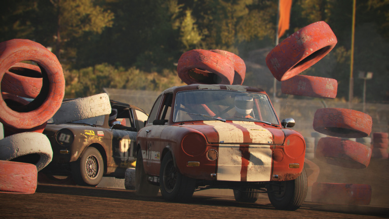 wreckfest pr voit une sortie sur ps4 et xbox one en 2017 actualit s. Black Bedroom Furniture Sets. Home Design Ideas