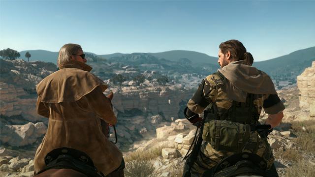 Metal Gear Solid 5 : Definitive Experience apparaît sur une boutique en ligne