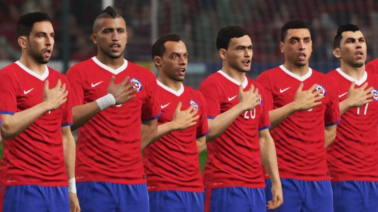 PES 2017 : Vous reprendrez bien un peu de Chili ?